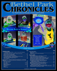 Icon of Chronicles August 2020