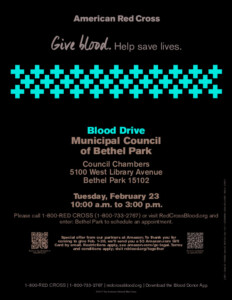 Icon of ARC Blood Drive 2-23-21