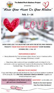 Icon of Kindness Valentine's Poster - REV 2-2