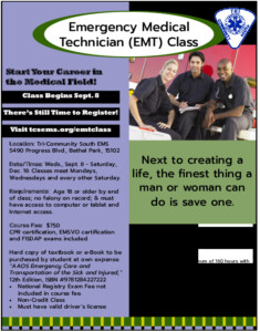 Icon of EMT Class Flier - 8-18-21 FINAL REV