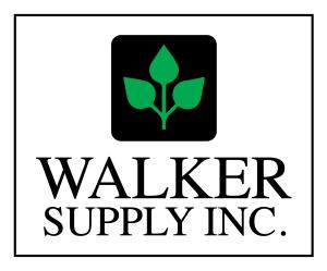 Walker Supply Logo
