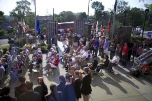 Veterans Memorial Ceremony