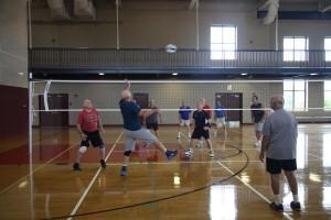 gym-volleyball